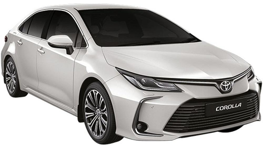 Toyota Corolla Altis 2019 Others 006