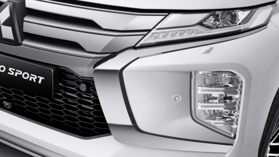 2021 Mitsubishi Pajero Sport Exterior 008