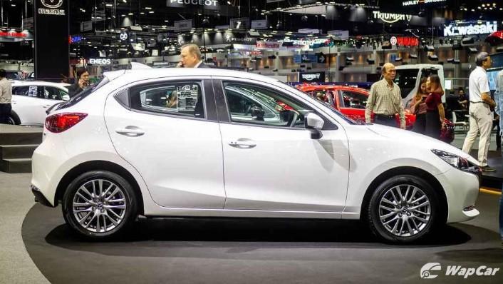 Mazda 2 2019 Exterior 002