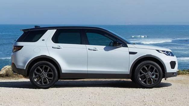 Land Rover Discovery Sport 2019 Exterior 011
