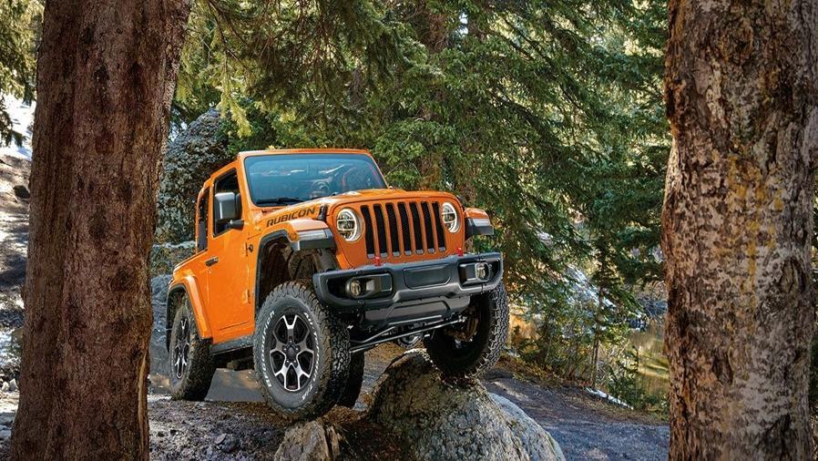 Jeep Wrangler 2019 Exterior 010