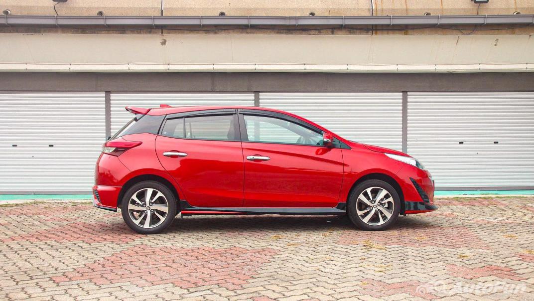 Toyota Yaris 2019 Exterior 006
