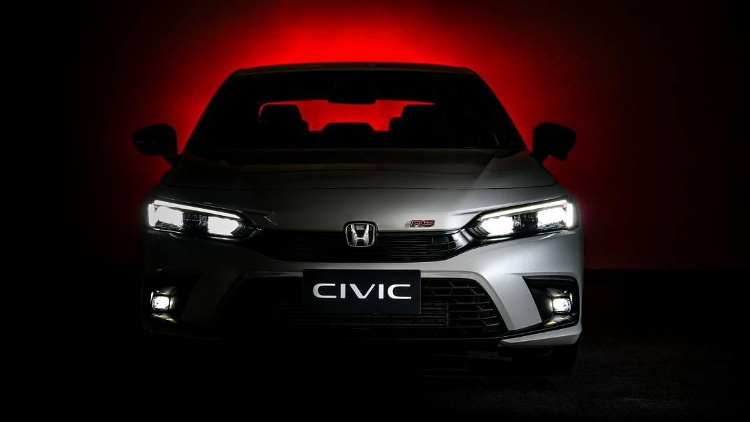 2022 Honda Civic Upcoming Version Exterior 012