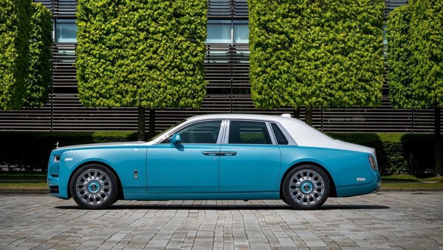 Rolls Royce Phantom 2019 Exterior 009