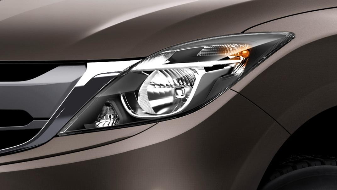 2021 Mazda BT-50 Upcoming Version Exterior 002