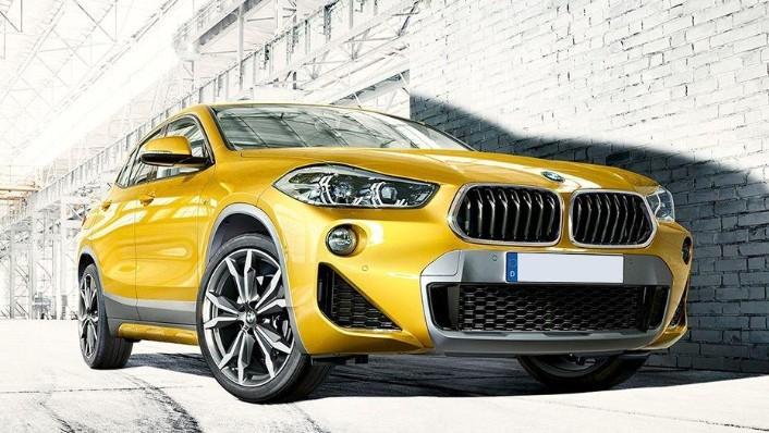 BMW X2 2019 Exterior 001