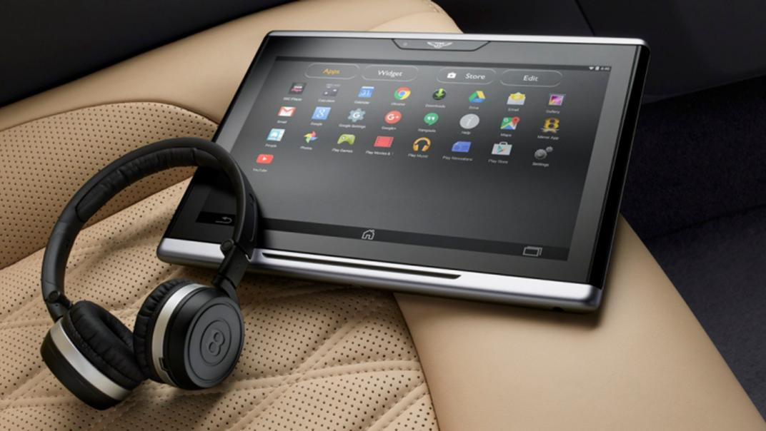 Bentley Mulsanne 2019 Interior 016