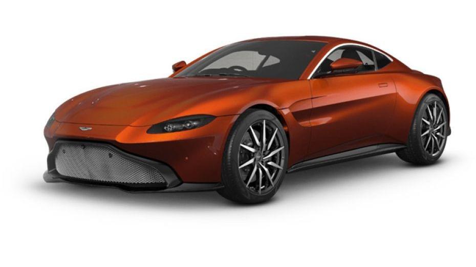 Aston Martin Vantage 2019 Others 009