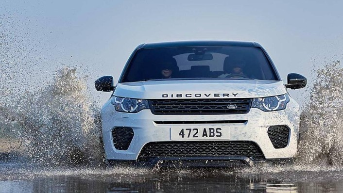 Land Rover Discovery Sport 2019 Exterior 005