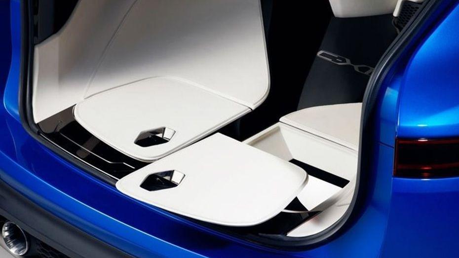 Jaguar F-PACE 2019 Interior 004