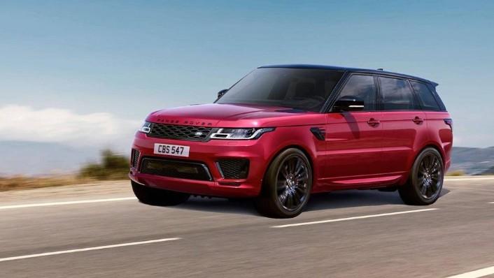 Land Rover Range Rover Sport 2019 Exterior 001