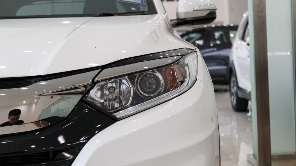 Honda HRV 2019 Exterior 006
