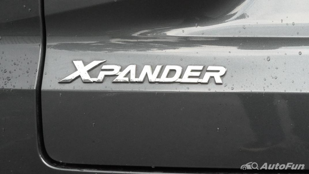 2020 Mitsubishi Xpander Ultimate A/T Exterior 027