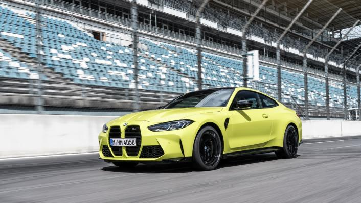 2021 M4 Coupe Competition Exterior 006