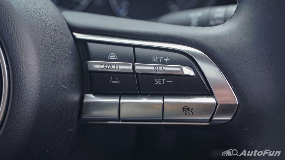 Mazda CX 30 GT Interior 025