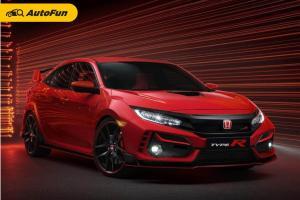 Penyegaran Honda Civic Type R 2021 Dengan Komponen Baru, Plus Aksesoris Mugen