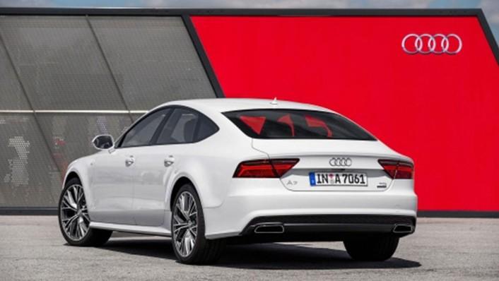 Audi A7 2019 Exterior 008