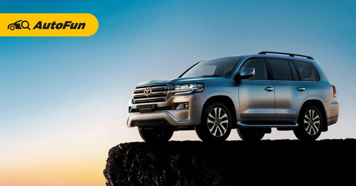 Membeli Toyota Land Cruiser Seharga Rp2 Miliar, Yes or No? 01