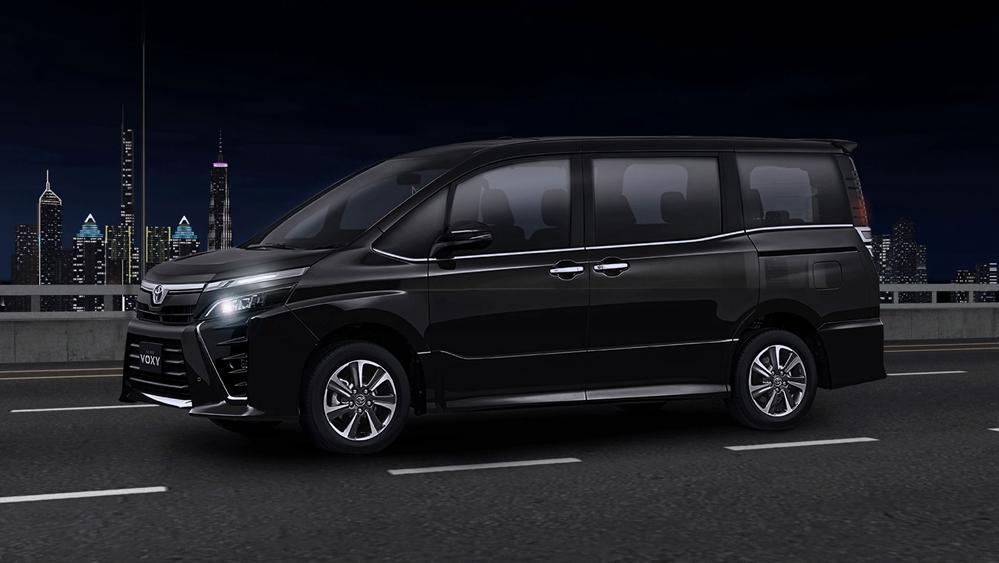 Toyota Voxy 2019 Exterior 003