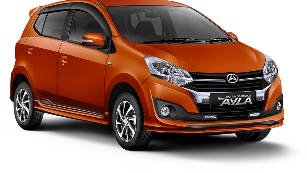 Overview Mobil: 2020-2021 All New Daihatsu Ayla memiliki ...