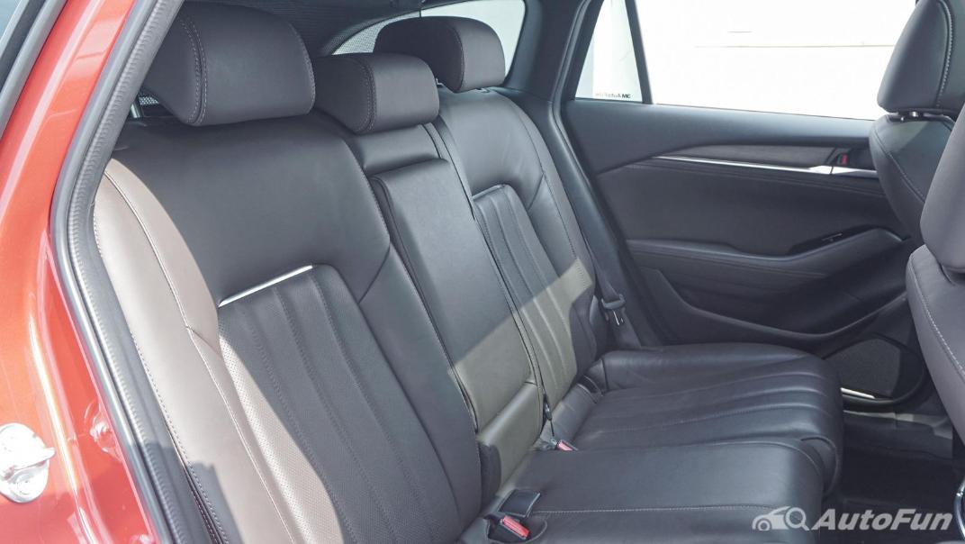 Mazda 6 Elite Estate Interior 050