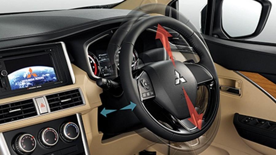 Mitsubishi Xpander 2019 Interior 002