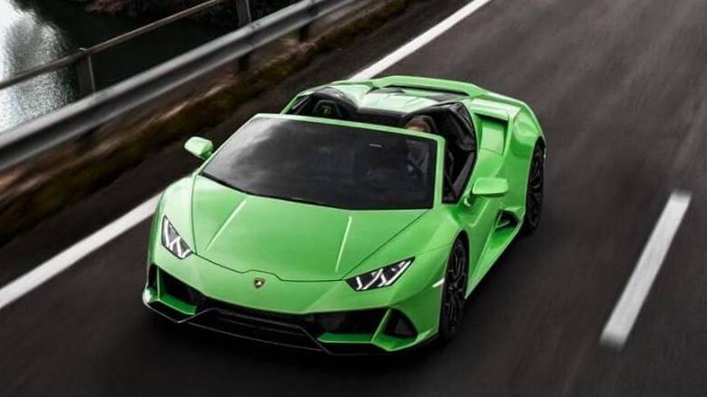 Lamborghini Huracan 2019 Exterior 014