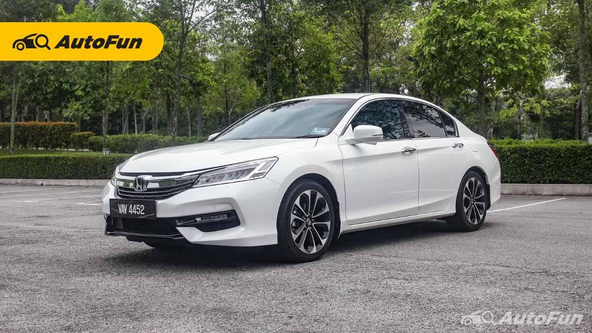 Apakah Honda Accord Lebih Unggul dari Toyota Camry 2.5 V? 01