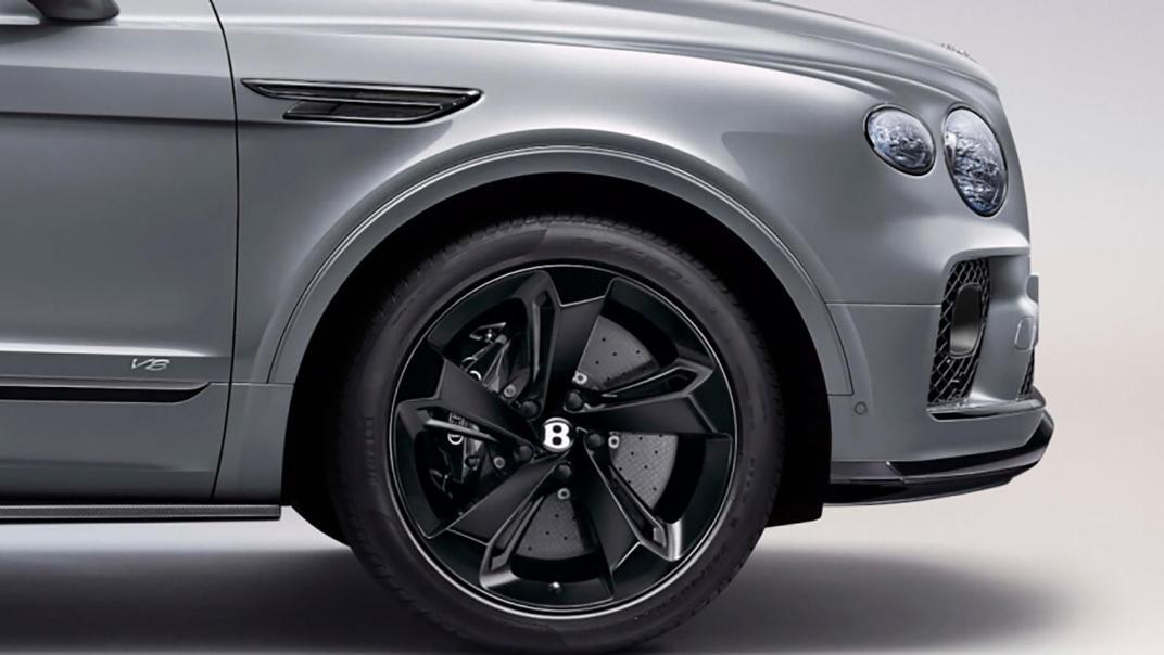 Bentley Bentayga 2019 Exterior 004