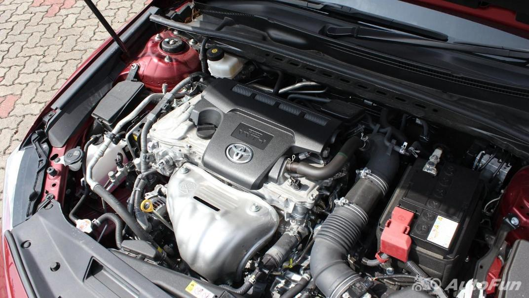 Toyota Camry 2019 Others 008