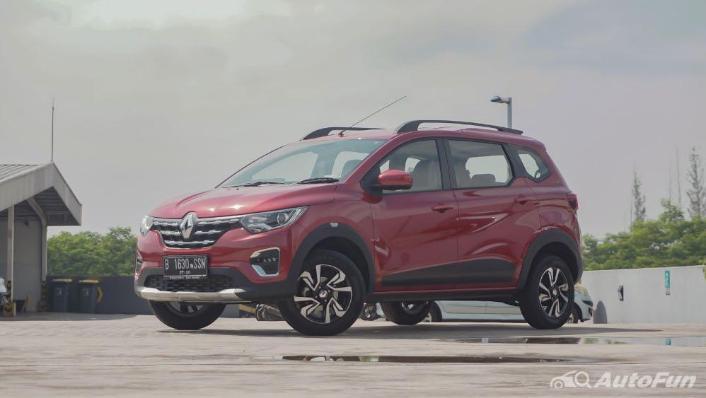Renault Triber RXZ MT Exterior 001