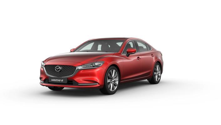 Mazda 6 Elite Sedan Exterior 004