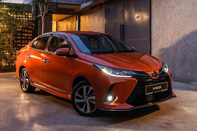 Toyota Vios 2021 -1