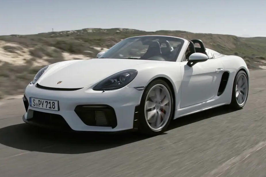 Overview Mobil: Mengetahui daftar harga terbaru dari Porsche 718 Cayman S PDK 01
