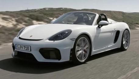 Porsche 718 Cayman Manual Daftar Harga, Gambar, Spesifikasi, Promo, FAQ, Review & Berita di Indonesia | Autofun