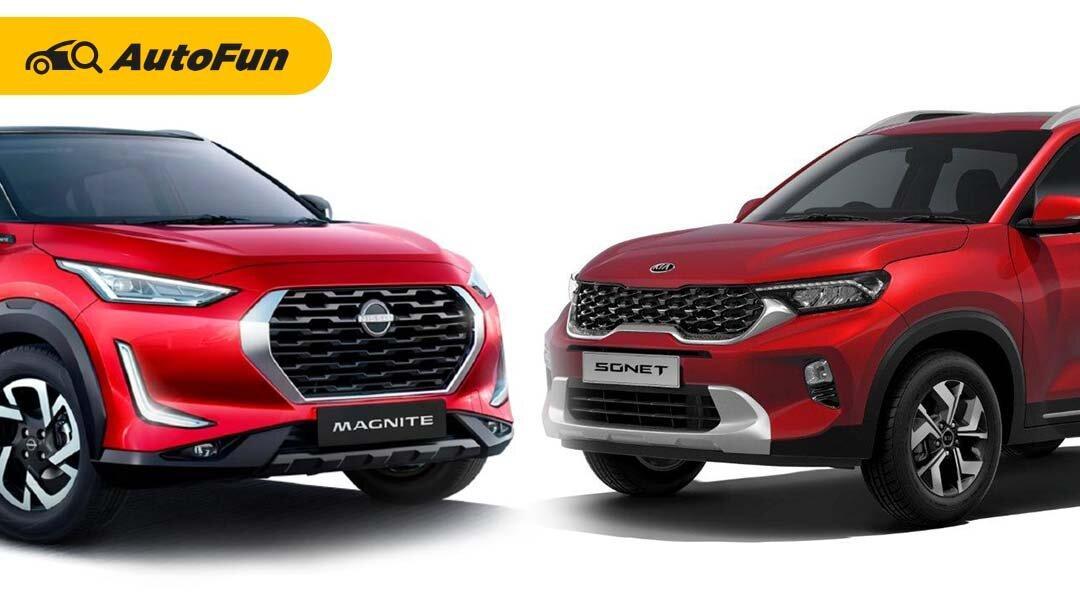 Adu Keunggulan Nissan Magnite Vs KIA Sonet, Mana Yang Paling Cocok untuk Si Mamah Muda? 01
