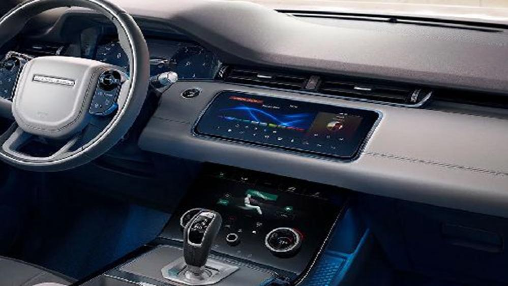 Land Rover Range Rover Evoque 2019 Interior 003