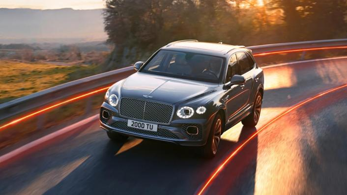 Bentley Bentayga 2019 Exterior 008