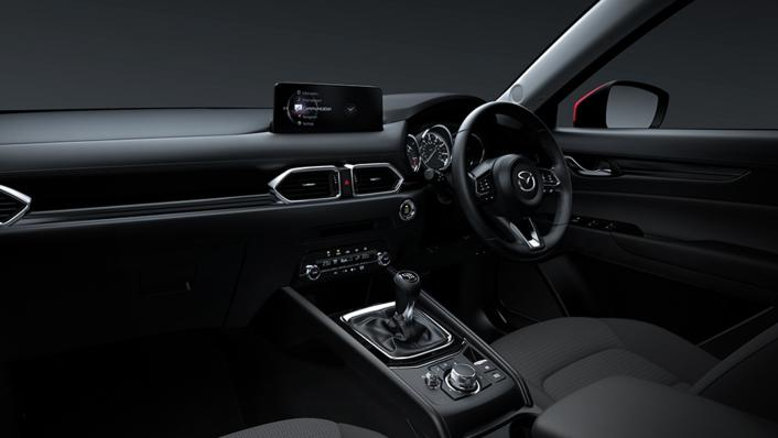 2021 Mazda CX 5 GT Interior 003