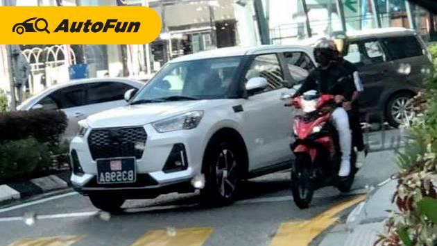 Daihatsu Rocky e:Smart Hybrid Kedapatan Tes Jalan di Malaysia, Ada Peluang Masuk Indonesia Nih! 01
