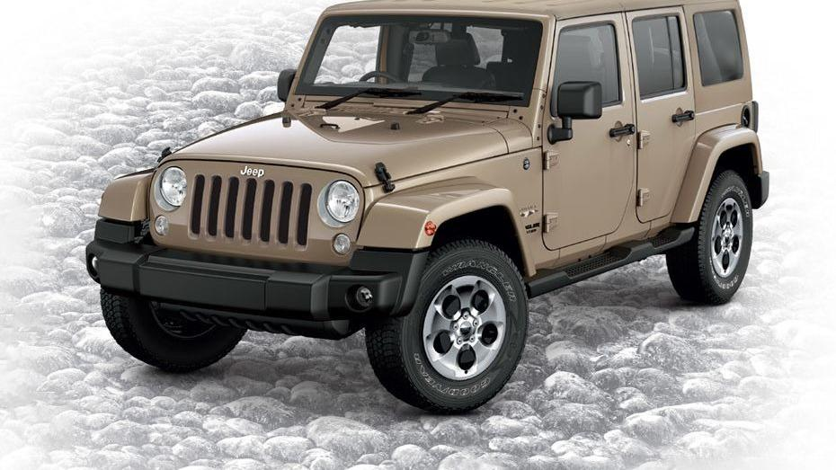 Jeep Wrangler Unlimited 2019 Exterior 009