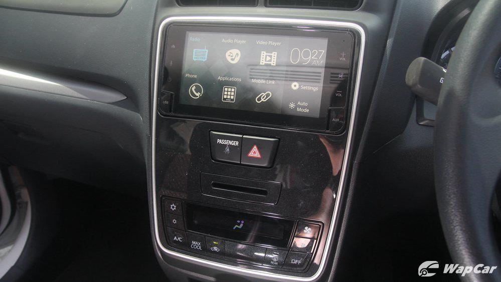 Toyota Avanza 2019 Interior 007