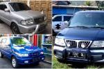 Berburu Motuba Untuk Keluarga; Pilih Isuzu Panther, Toyota Kijang Kapsul atau Mitsubishi Kuda?