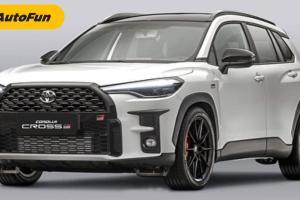 Paket Body Kit Toyota Corolla Cross 2021 Akan Meluncur Tahun ini, Bergaya Gazoo Racing