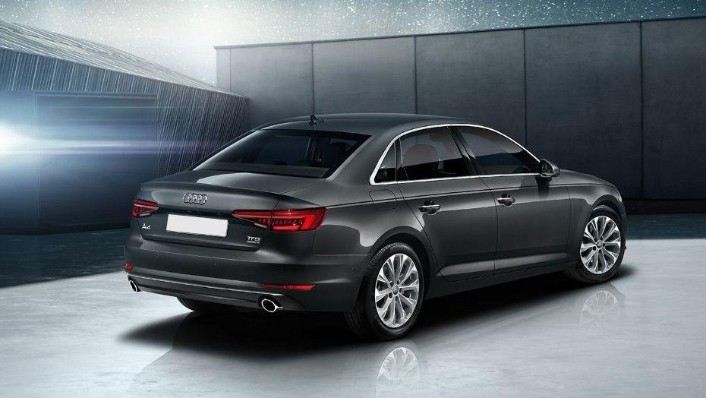 Audi A4 2019 Exterior 004