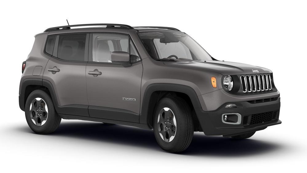 Jeep Renegade 2019 Exterior 010