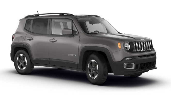 Jeep Renegade 2019 Exterior 010