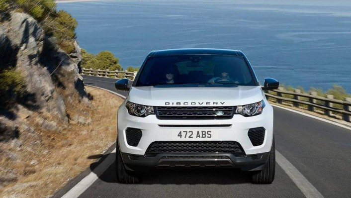 Land Rover Discovery Sport 2019 Exterior 004