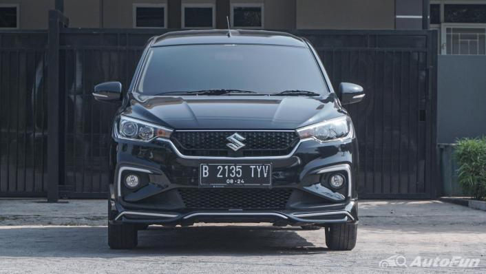 Suzuki Ertiga Sport AT Exterior 002