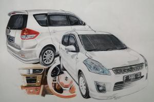 Simak Suzuki Ertiga yang dibangkitkan di atas kertas. Akankah ini menjadi LMPV pilihan baru Anda?